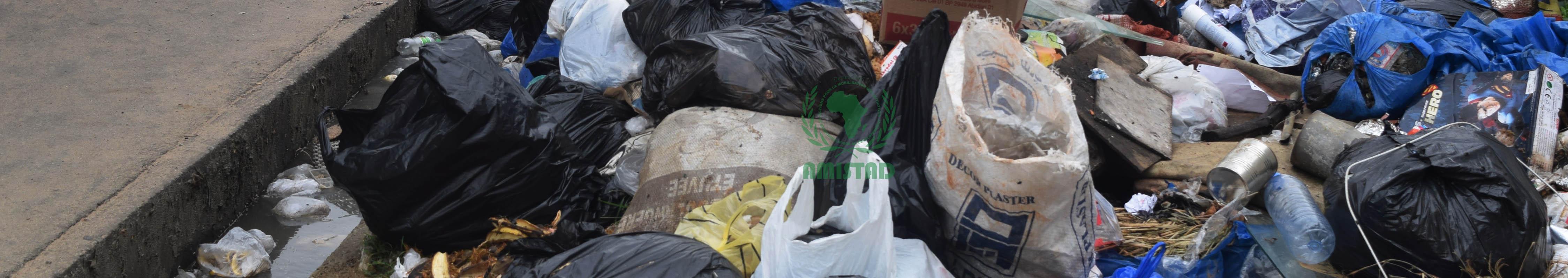 Abidjan et ses ordures