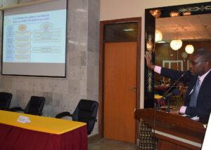 M. BAGUIA El Alassane, Expert ODD au PNUD-Abidjan