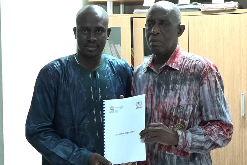 Partenaire AMISTAD-Chaire UNESCO Abidjan